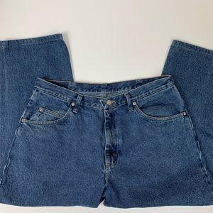 Men'sRelaxed Fit Jeans by Wrangler Size 36